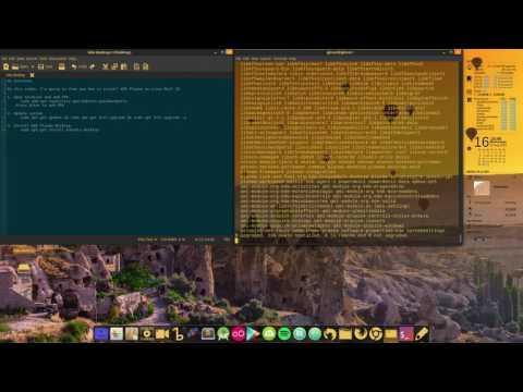 How to install KDE Plasma Desktop 5.6.x on Linux Mint 18