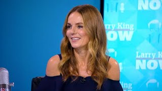 Geri Halliwell talks leaving Spice Girls, still stands by her decision | Larry King Now | Ora.TV