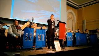 Seminola-orkesteri ja Markku Huhtala, 22.9.2013