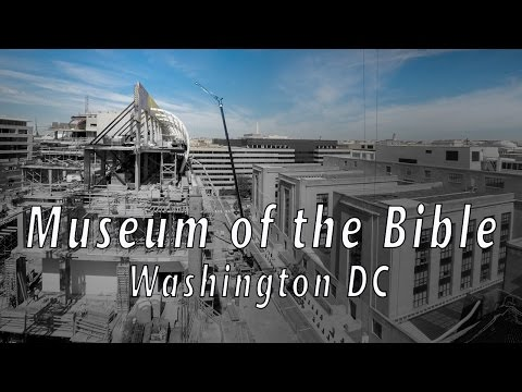 Innovation at the Museum of the Bible