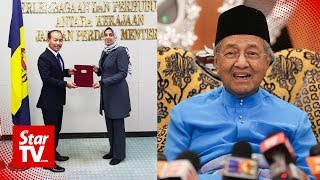 Dr M: It was my decision to appoint Latheefa