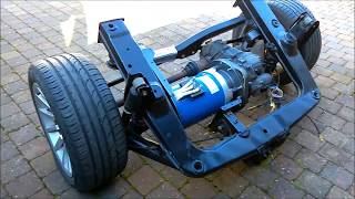 How to... Smart Roadster electric conversion - Chassis in