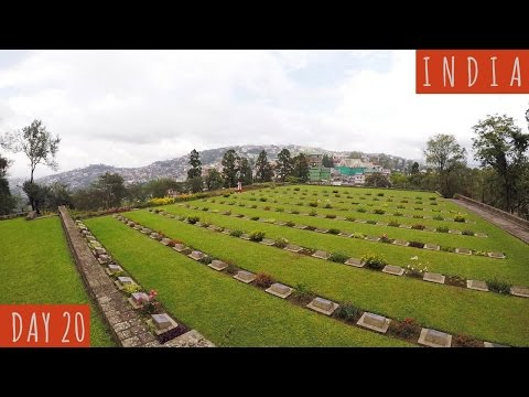 Kohima Cemetery | DAY 20