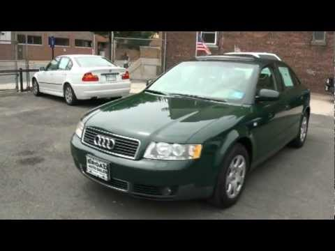 2002 audi a4 1 8t b6 quattro sedan youtube. Black Bedroom Furniture Sets. Home Design Ideas