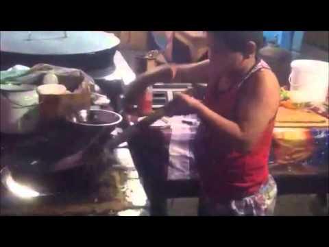 "Кафе ""Ават""  Ильяс готовит гуйру лагман"
