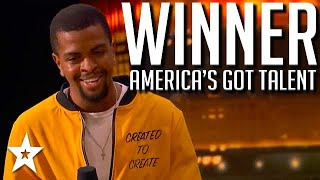 Brandon Leake WINS AMERICA'S GOT TALENT 2020 | Got Talent Global