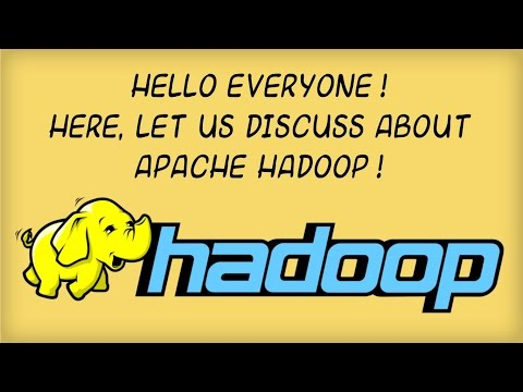 What is Apache Hadoop? [EXPLAINED] ▶