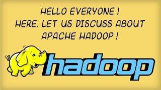 What and Why - Apache Hadoop - [EXPLAINED]