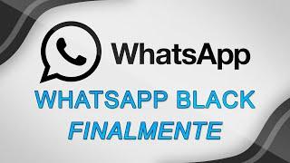 Como ativar o MODO ESCURO OFICIALMENTE no WhatsApp do ANDROID -    LANÇAMENTO!!!