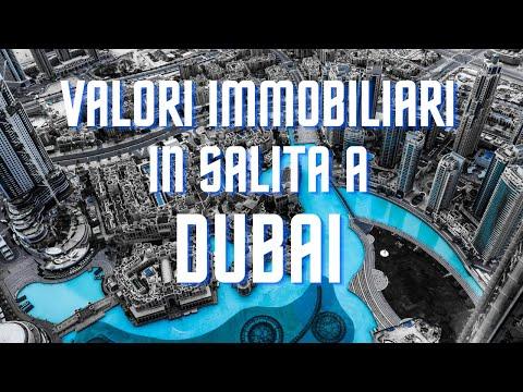 Dubai: valori immobiliari in salita? Video da The World Island – (DOVE INVESTIRE A DUBAI) EXPO 2020