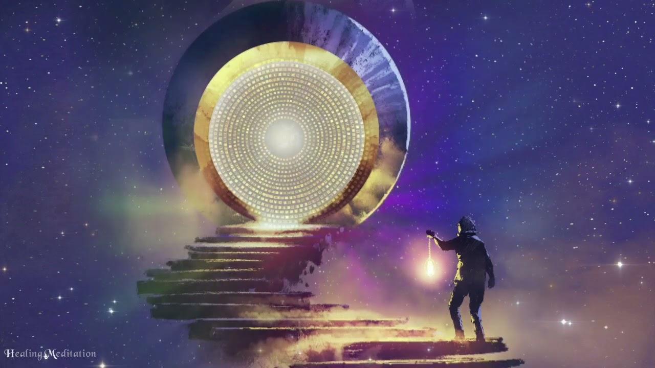 888Hz 88Hz 8Hz | Golden Circle of Abundance | Universe of Blessings | Infinite Abundance, Luck!