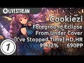 Cookiezi Foreground Eclipse From Under Cover I Ve Stopped Time HD HR 99 32 1x Miss 690pp 1 mp3