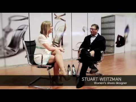 Stuart Weitzman chats with Le CITY deluxe