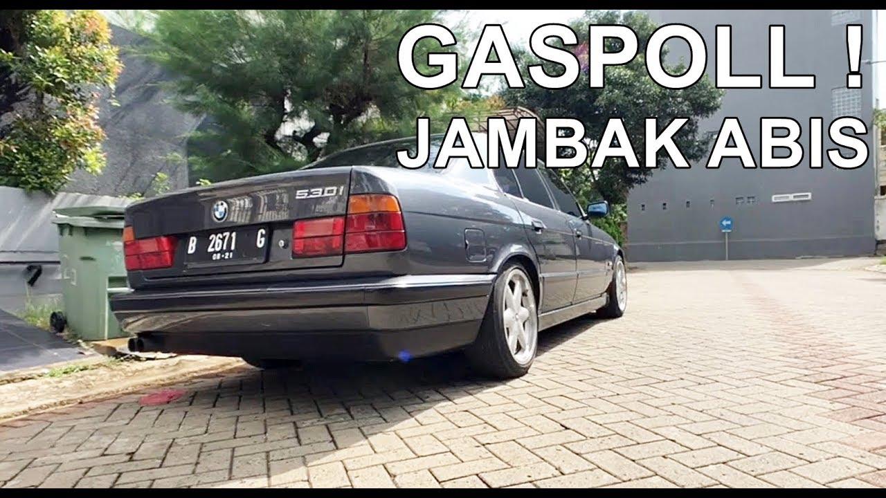 Put On Your Earphones Bmw 530i E34 V8 Brutal Acceleration Youtube
