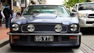 1985 Aston Martin V8 Vantage Series 3 Lovely Sound!