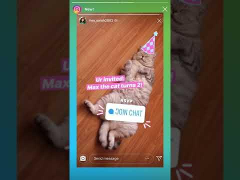 Como Funciona O Bate-papo (chat) Dos Stories Do Instagram [2019]