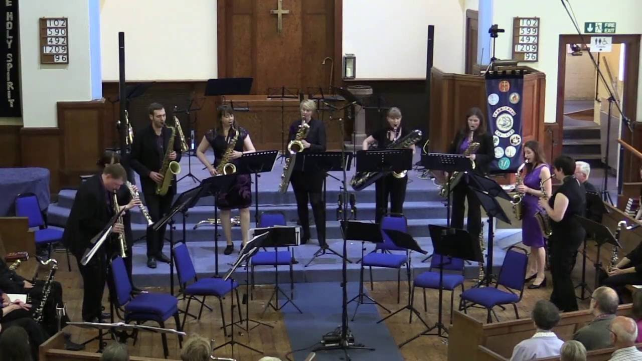 All that Jazz - Equinox Saxophone Ensemble