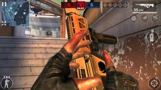 Modern Combat 5  Blackout Air Strike - PC Gameplay