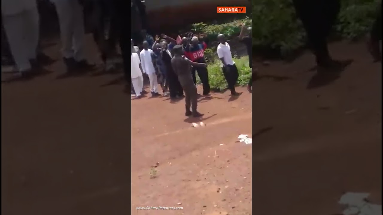 Nigerian Army, Police Invade Enugu Church, March 50 Members Away Over Alleged IPOB Membership
