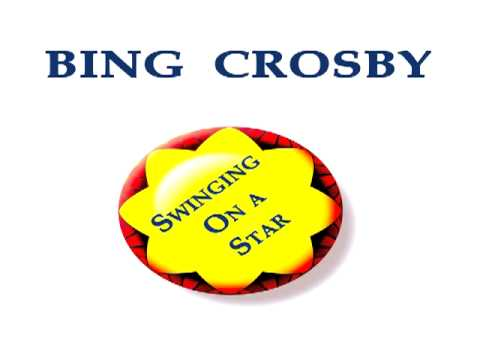 Bing Crosby - I wonder what's become of Sally
