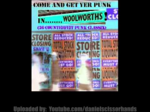 """Come and Get Yer Punk in Woolworths"" - Various Artists (Full Album)"