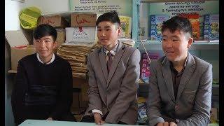 Нарын. Как школьники сняли фильм на телефон и показали его всему селу