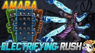 Borderlands 3 Theorycraft   Amara Electrifying Rush!
