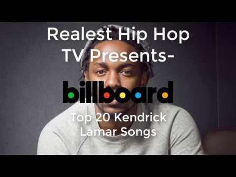Top 20 Kendrick Lamar Songs