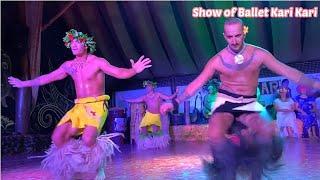 ??이스터섬 전통공연 Ballet Kari Kari i…
