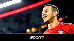 Bayern oder Nix: Thiago spricht über sein Karriereende | SPORT1 TRANSFERMARKT