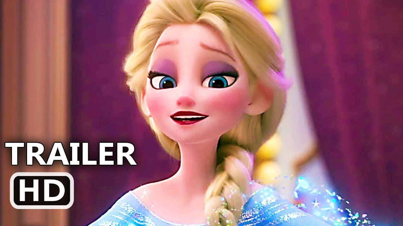 WRECK-IT RALPH 2 Trailer # 2 (NEW 2018) Animated Movie HD ...