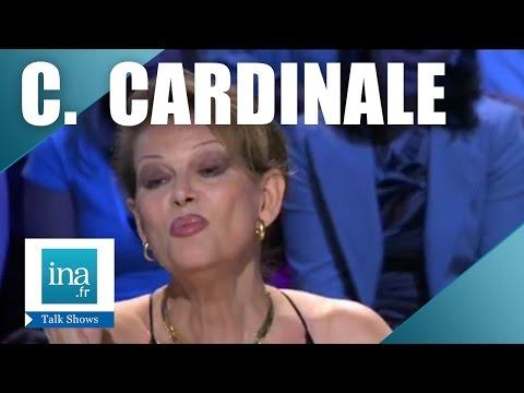 "Claudia Cardinale ""L'interview ritale de Thierry Ardisson""   Archive INA"