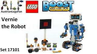 Lego Boost 17101 Vernie the Robot - Lego Speed Build Review