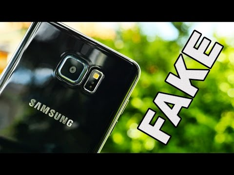 FAKE Samsung Galaxy Note 5 Review - BEWARE 1:1 Replica !