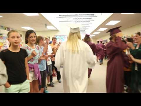 Telluride High School Senior Walk - Edited by Leland Burchmore