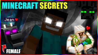 10 secrets/unknown facts you don't know about Minecraft 🔥
