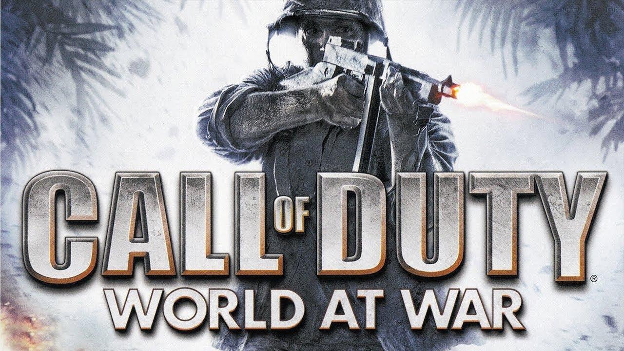 Call of Duty: World at War - PS3 Gameplay