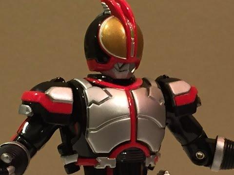 GD-61 Souchaku Henshin Kamen Rider Faiz (Silent Review)