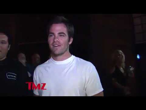 Download Chris Pine -- Arrested for DUI In Kiwi Country