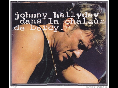 Quelque chose de Tennessee Johnny Hallyday 1990 + paroles