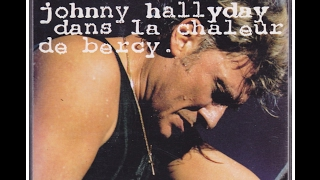 Quelque chose de Tennessee Johnny Hallyday 1990 + paroles