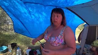 видео Отдых дикарями в Анапе