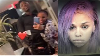 NBA Youngboy Fiance and Floyd Mayweather Daughter 'YAYA' arrested for stabbing NBA Youngboy BM.