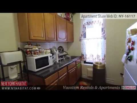 Video Tour of a 2-Bedroom Apartment Share in Crown Heights, Brooklyn, New York