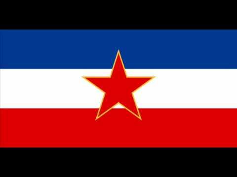 National Anthem of SFR Yugoslavia 1943-1992 Vocal