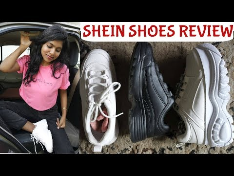 Shein Chunky Shoes Review | Chunky Sneakers Trend - Daily Wear Fashion Trends| AdityIyer