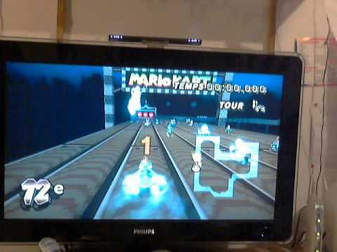 Mario kart wii la vall e fant me 2 youtube - Passage secret mario bros wii ...