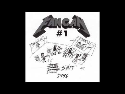 Metallica - Fan Can 1 CD