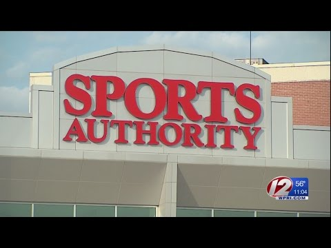 Sports Authority announces closing of all stores