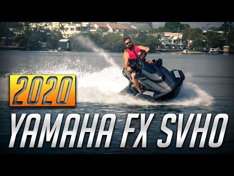 Yamaha 2020 FX